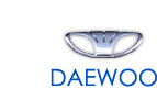 Daewoo vehicle make logo